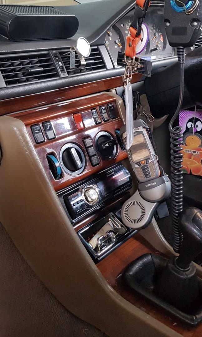 Mercedes Benz 300e Mercy Boxer 1991 Siap Pakai Bukan siap Ke Bengkel