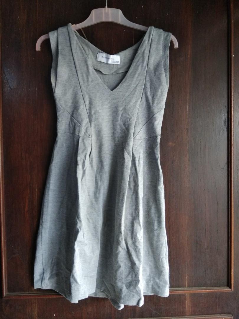Zara Mini dress grey