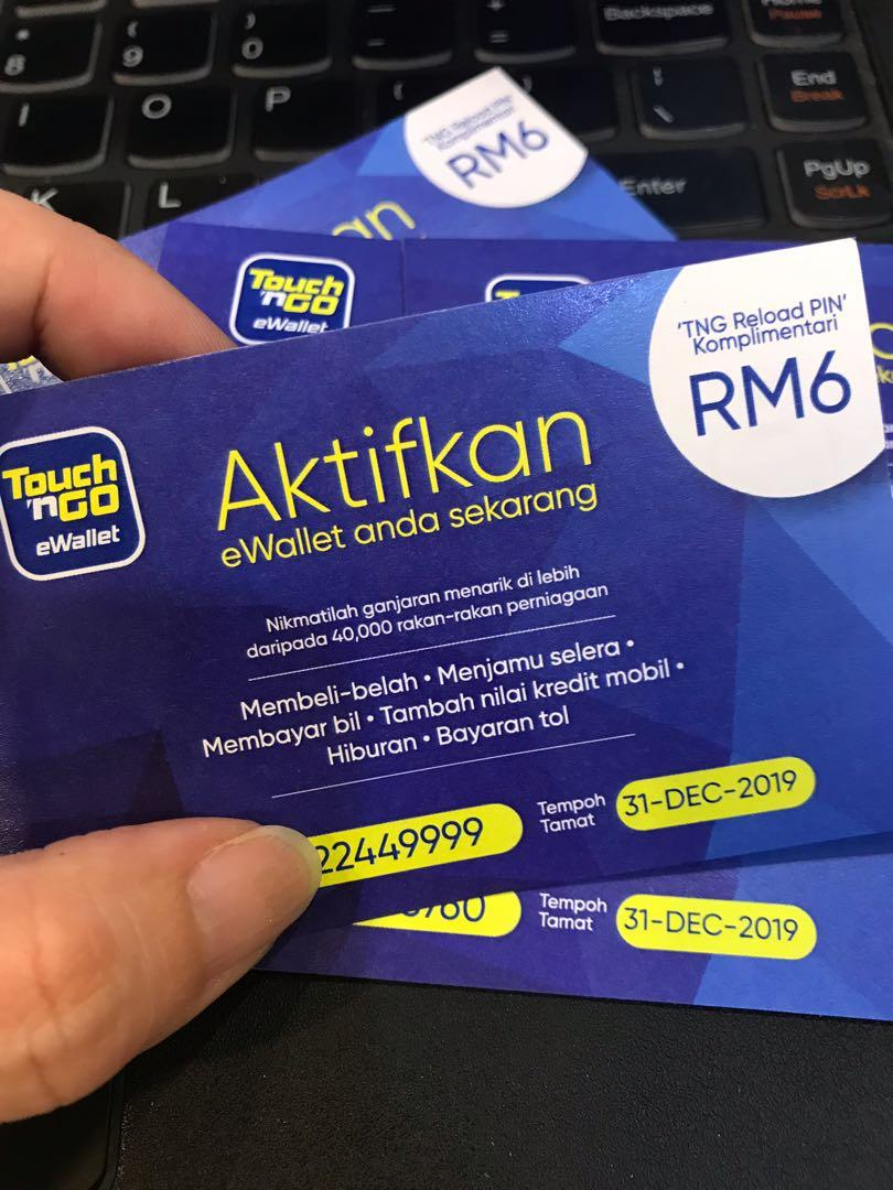 Betul2free Nak Bagi Free Rm6 Touch N Go Ewallet Referral Code Tickets Vouchers Gift Cards Vouchers On Carousell