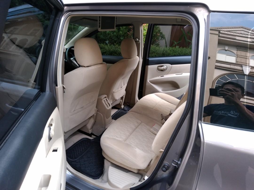 Nissan Allnew Grand Livina 1.5XV 2013AT..Siap Di GAS