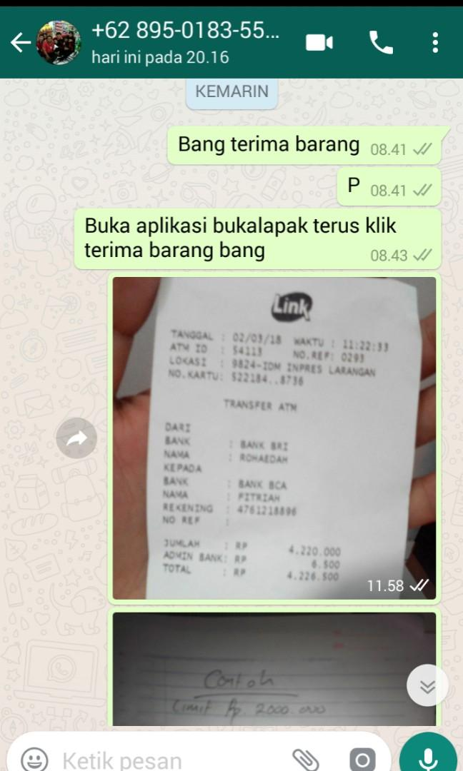 Pencairan/gestun limit akulaku traveloka kredivo cc