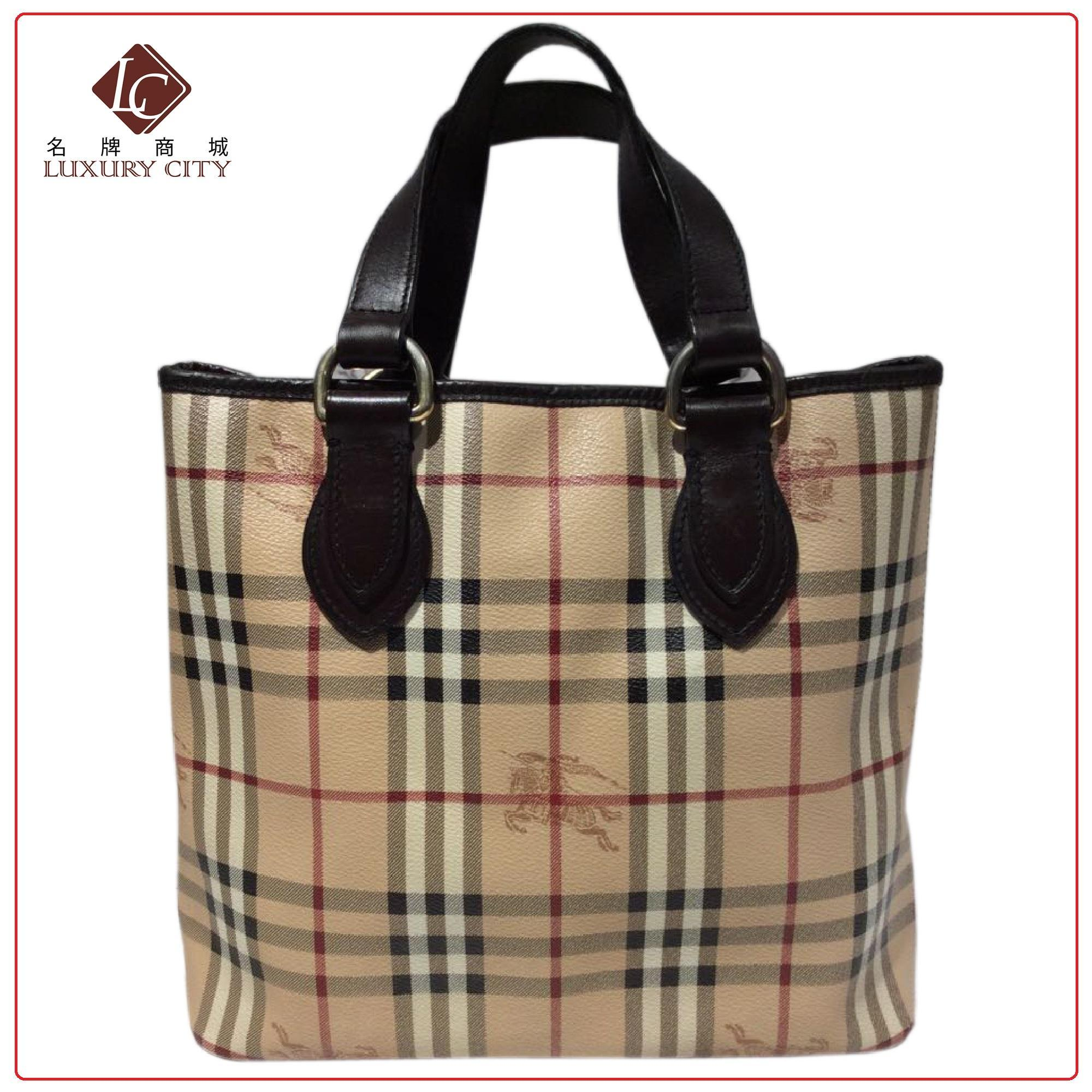 Authentic Burberry Handbag Women S