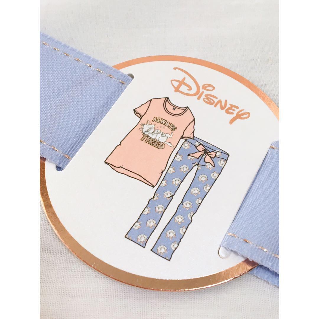 Primark Disney Marie 富貴貓 睡衣套裝