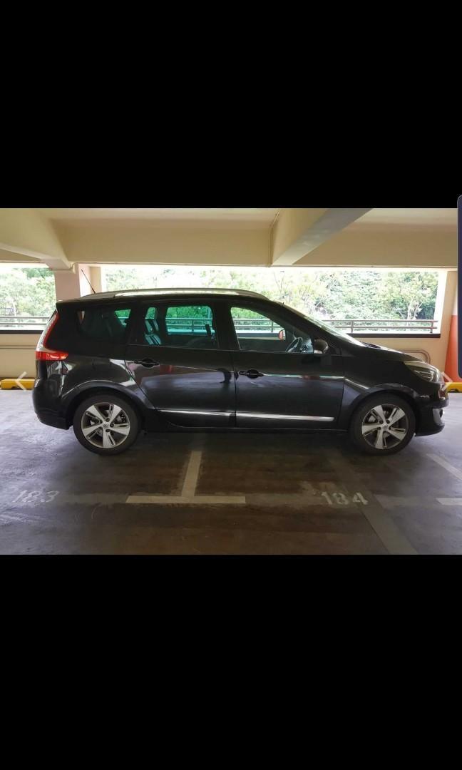 Renault grand diesel 1 litre vs 15km