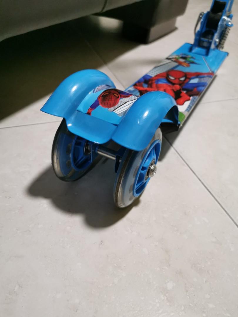 Spiderman Kids Scooter