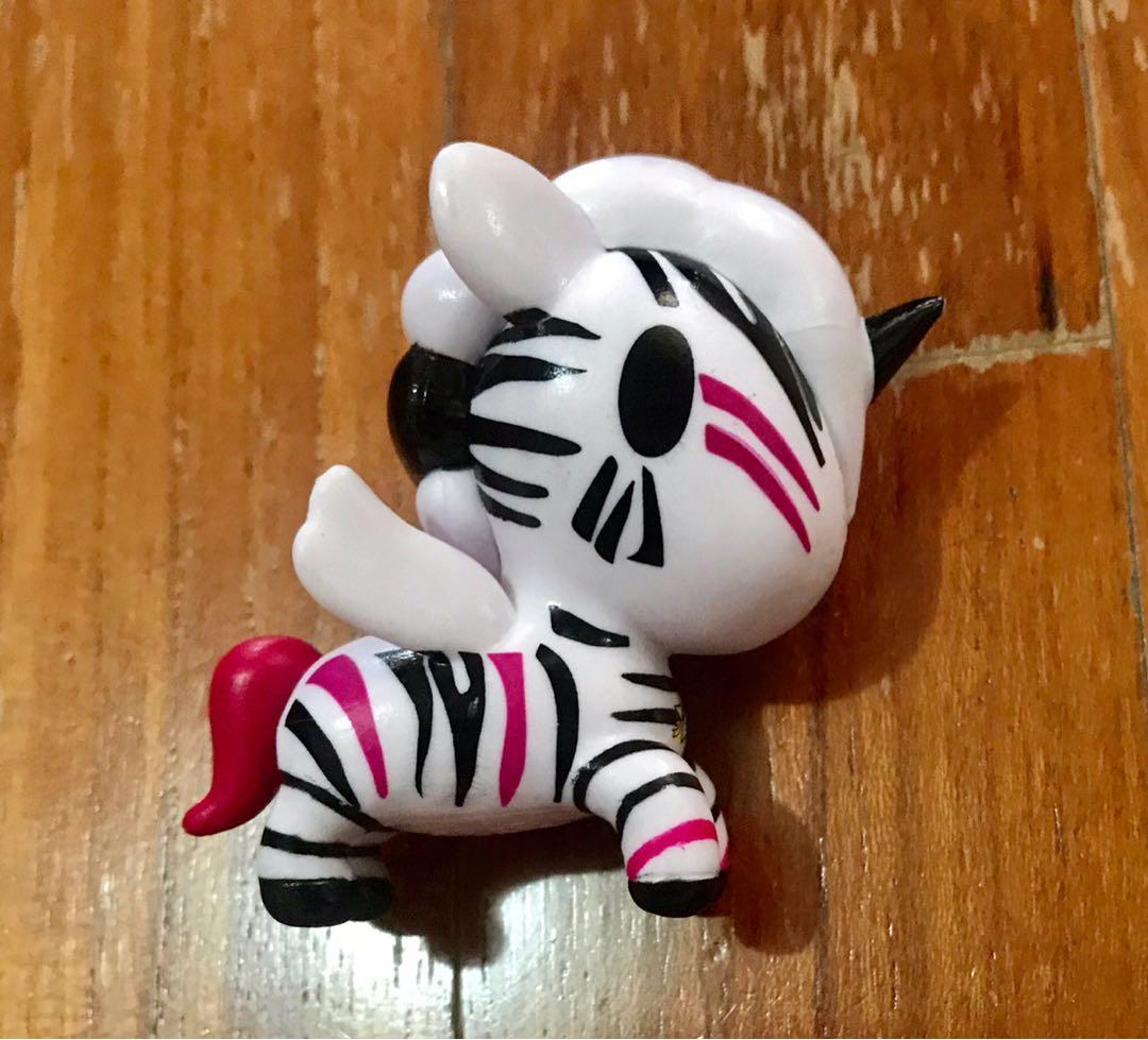 Tokidoki Neon Star Series 6 Unicorno-Tigre