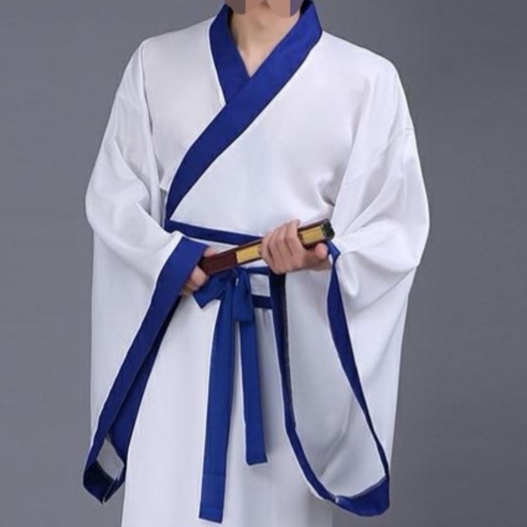 Traditional Scholar Costume
