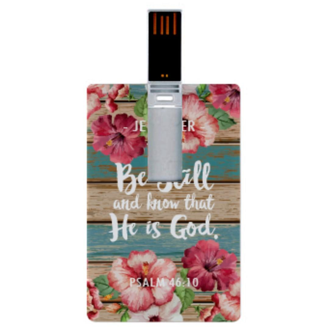 USB Card Thumbdrive Flashdrive Christian Gift