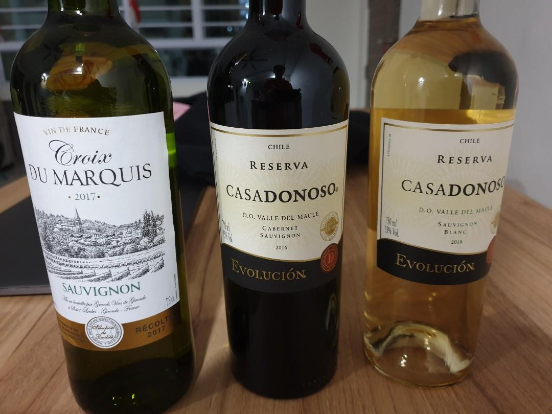 Wines Food Drinks Beverages On Carousell