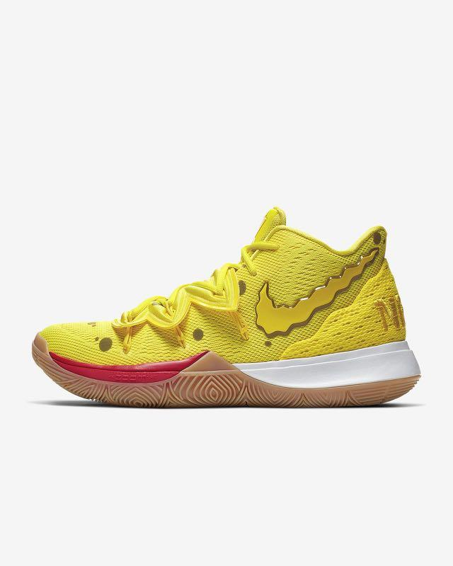 WTB Want Nike Kyrie 5 Yellow US8