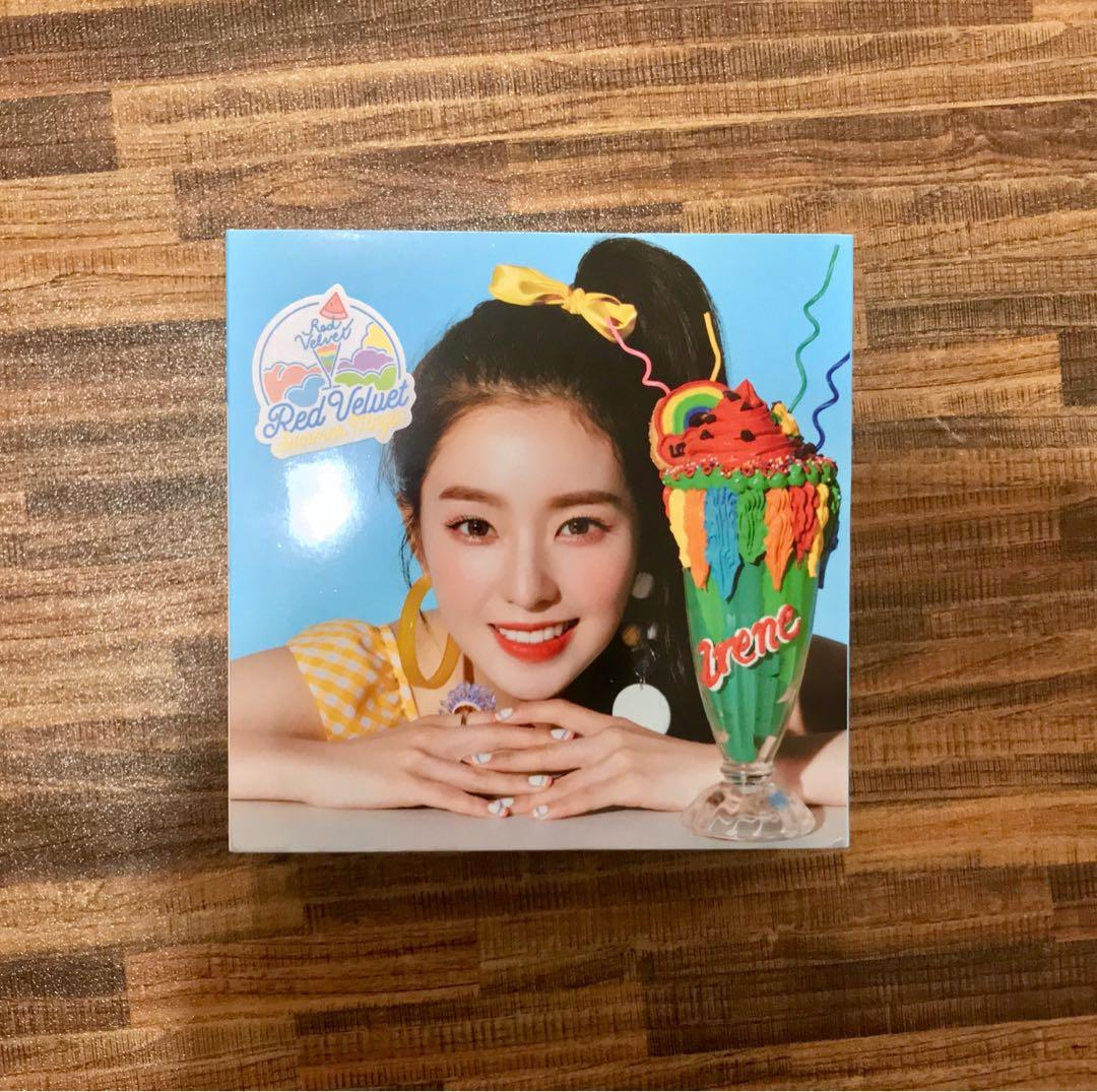 [WTS] Red Velvet Summer Mini-Album 'Summer Magic' {Limited Edition Version - IRENE} [Unsealed]
