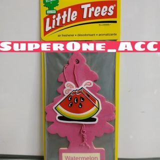 Parfum Little Trees Original Aroma Watermelon