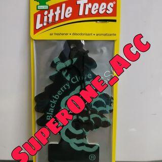 Parfum Little Trees Original Aroma Blackberry Clove