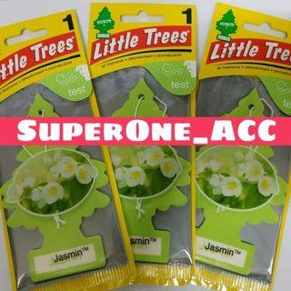 Parfum Little Trees Original Aroma Jasmin
