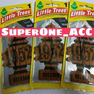 Parfum Little Trees Original Aroma Bourbon