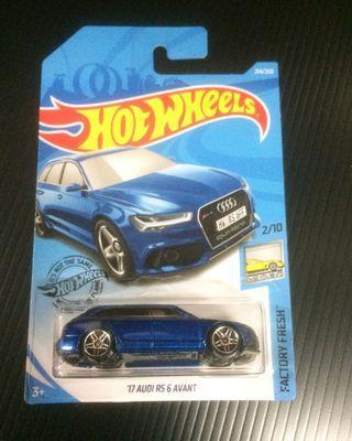 Hotwheels AUDI