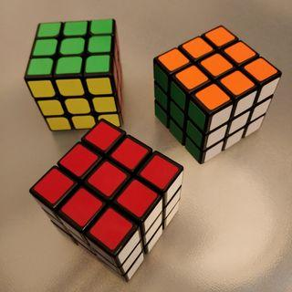 Unknown Rubik's Cube