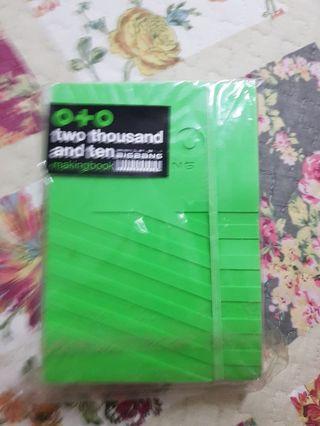 Bigbang 2010 making book