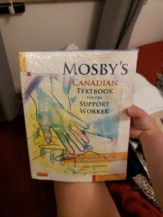 Mosby's textbook for support worker