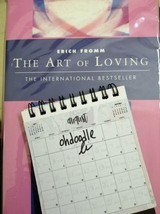 Novel The Art of Loving