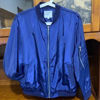 Fifty  Percent   深藍外套