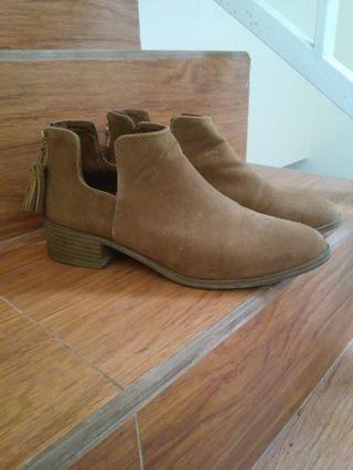Ankle Boots Pull and bear