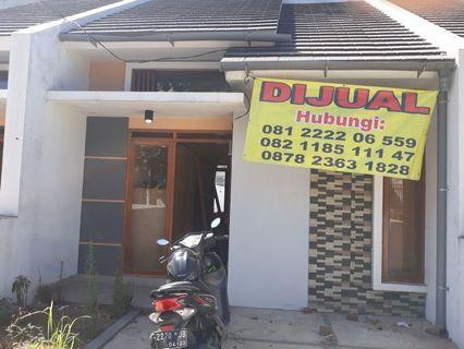 Dijual rumah permata taman sari cisaranten kulon