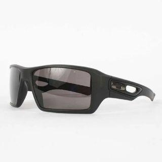 Authentic. Oakley Eyepatch 2 - Rectangular Sunglasses (Black) (OO9136-05)