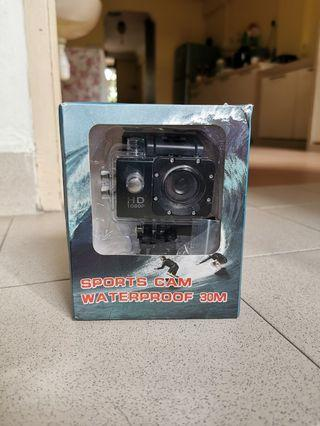 Sports Cam FHD water proof video camera
