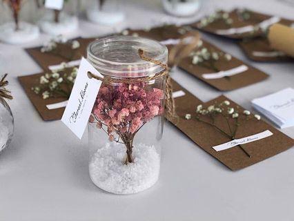 Everlasting Mini Flower Jar