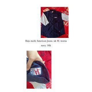 atasan american jeans