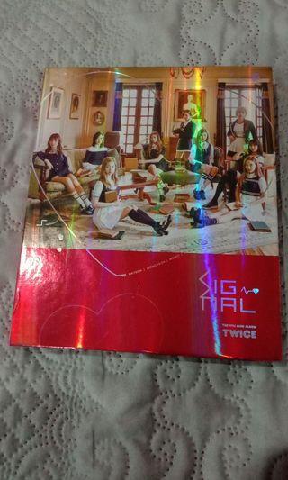 Twice Signal Album