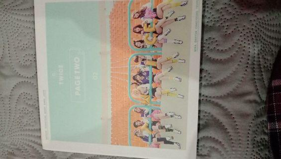 Twice Page Two (Thai Version)