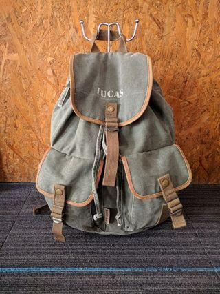 Backpack canvas lucas