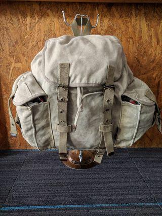 Backpack subi sport canvas
