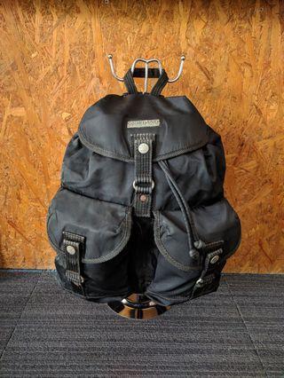 Backpack giordano hitam