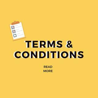 terms & condition