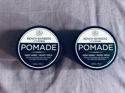 🚚 Bench Pomade by FiX Professional