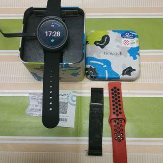 Smart Watch Ticwatch E mulus perfect fullset Strap 3