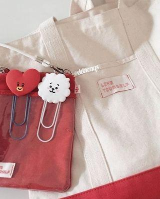 BTS LOVE YOURSELF TOUR TOTE BAG