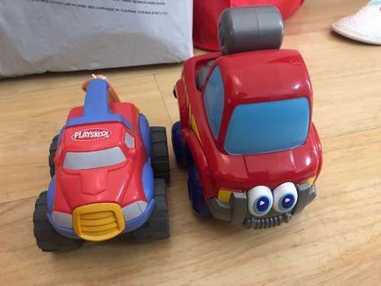 Play skool car