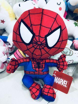 Spider-Man Soft Toys