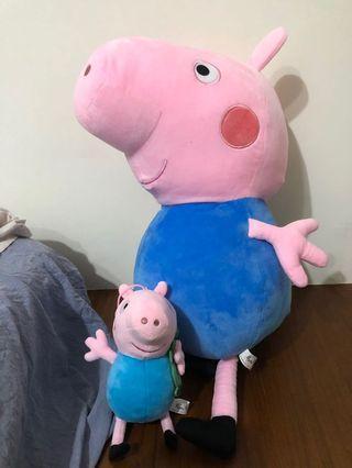 佩佩豬-喬治