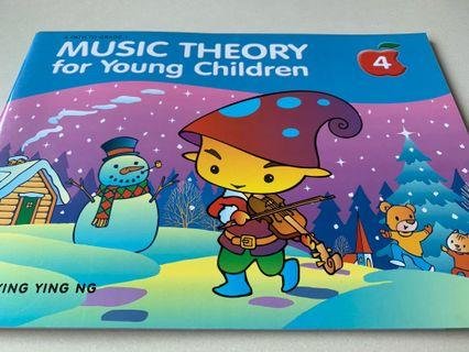Music theory for young children