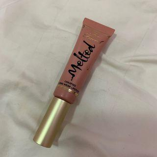 Too Faced Melted Lipstick ori nude