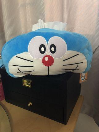 BN Doraemon tissue box holder cover