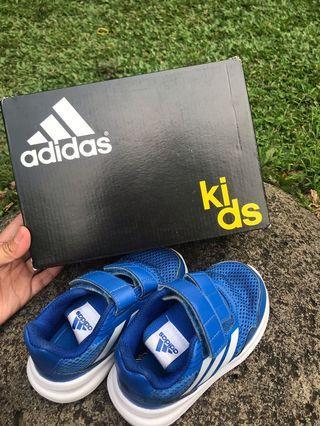 Sepatu adida ori + box
