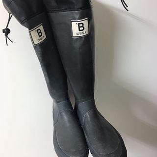 WBSJ野鳥 雨靴