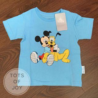 Authentic Mickey T-shirt (Blue)