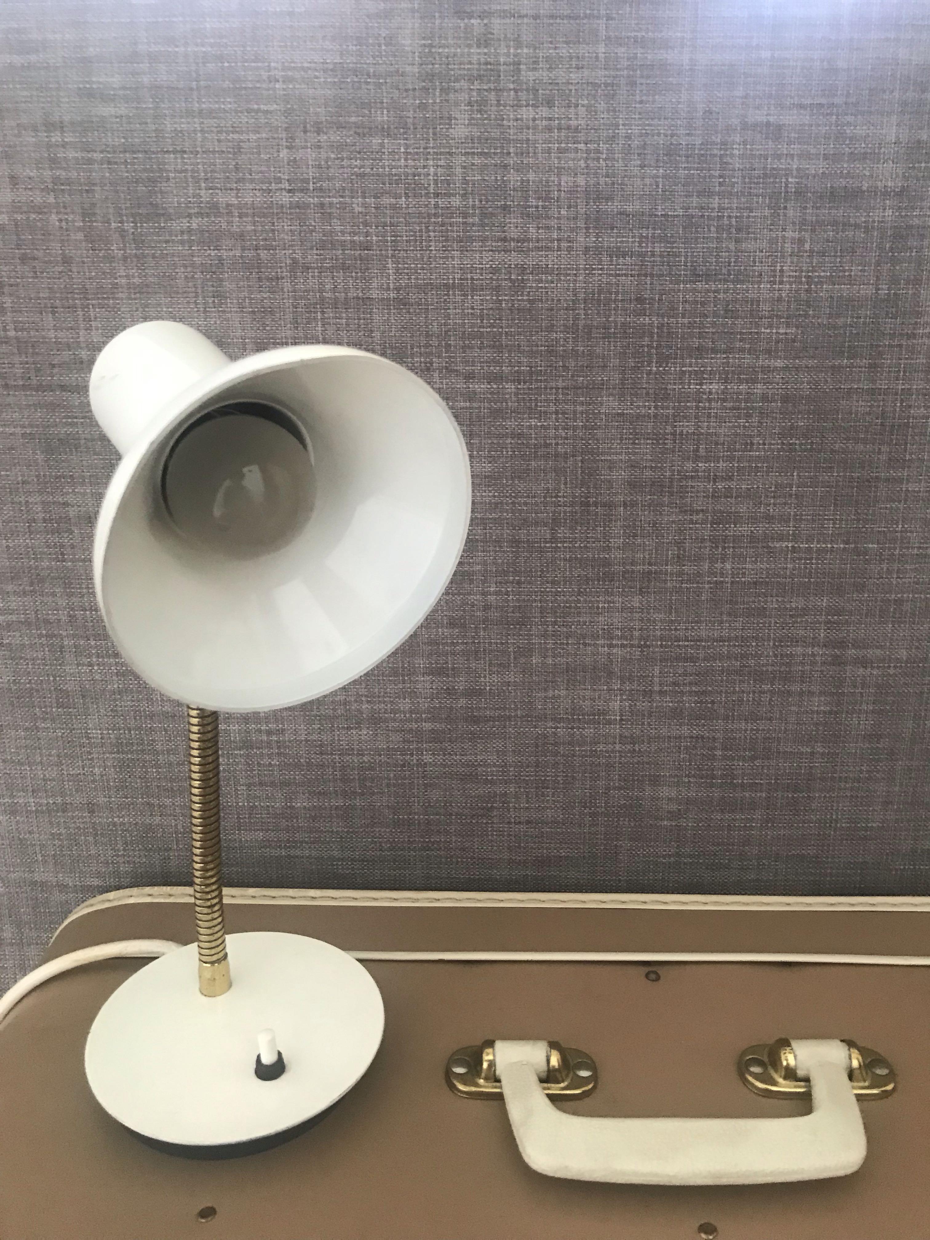 Image of: Vintage Mid Century Desk Lamp